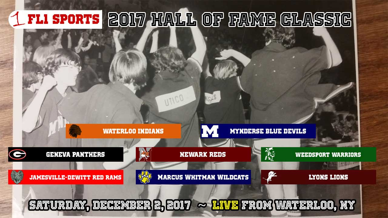WEBCAST REPLAY: Quadruple-header of HS basketball at Waterloo Hall of Fame Classic (webcast)