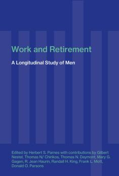 Cover of: Work and retirement | edited by Herbert S. Parnes ; with contributions by Gilbert Nestel ... [et al.].